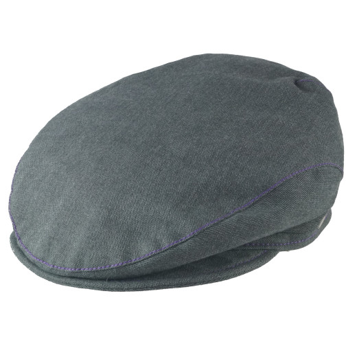 Mayser Cotton Softcap grau