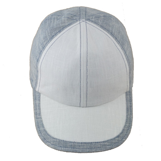 Mayser Cotton Linen Basecap Jimmy
