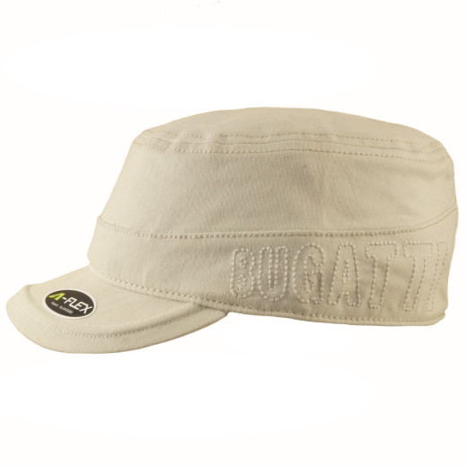 Bugatti Cotton Military Flexcap