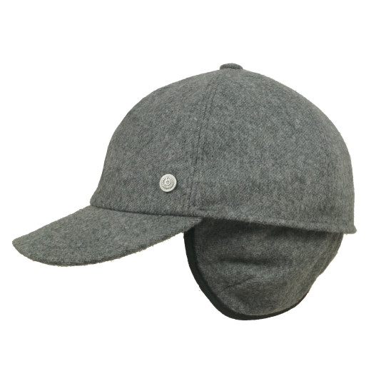 Bugatti Goretex Basecap Windstopper anthrazit