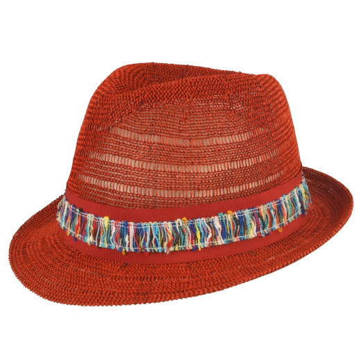 Seeberger Trilby Airy Red