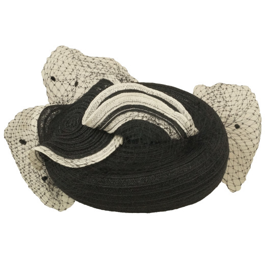 Mayser Borten Fascinator Black Jella