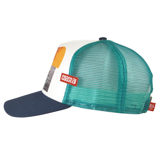 Coastal Trucker Cap Suns Up