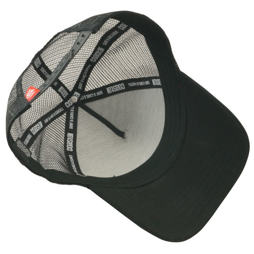 Coastal Trucker Cap High