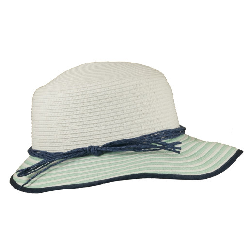 Wegener Striped Damen Strandcap
