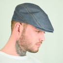 Mayser Rollable UV80 Outdoor Flatcap Delian Dark Jeans 60