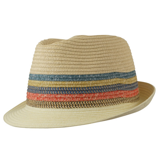 Quattropoly Unisex Sommer Trilby
