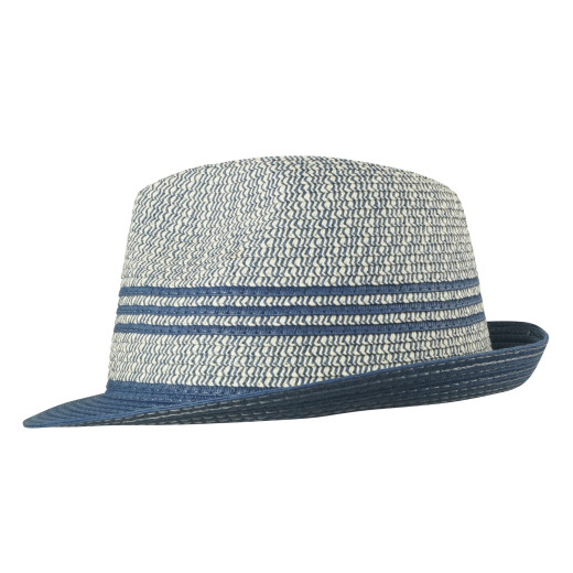 Three Middle Lines Sommer Trilby