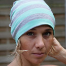 Chillouts Slouch Beanie Halifax striped