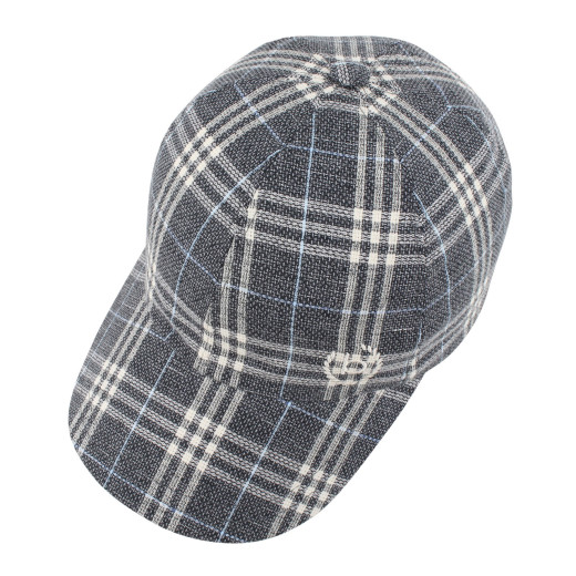 Bugatti Tripple Web Cotton-Mix Sommercap