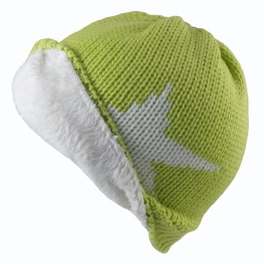 D-generation Slouchbeanie Big Star apfel