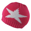 D-generation Slouchbeanie Big Star pink