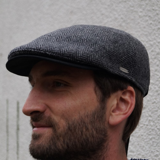 Mayser Windstopper Flatcap Boston
