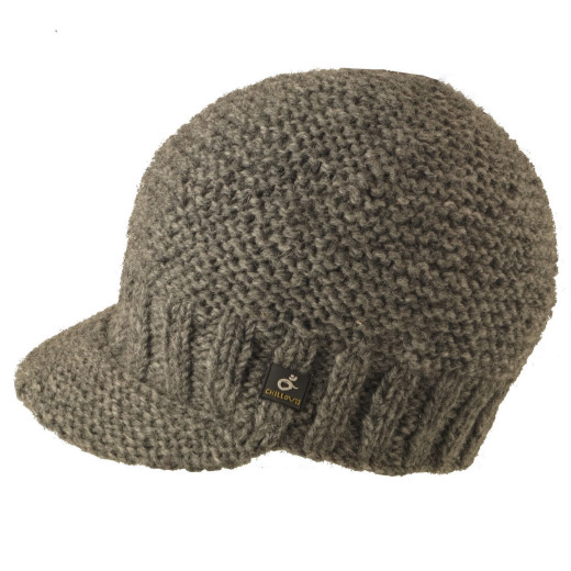 ChillOuts Strickcap Teddy