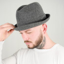 Kangol Pork Pie Dark Wooler