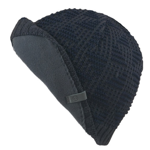 Bugatti Herrenbeanie Pure Wool