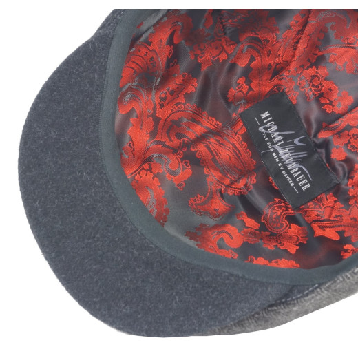 Mayser Flatcap Hopkins Silk Wool