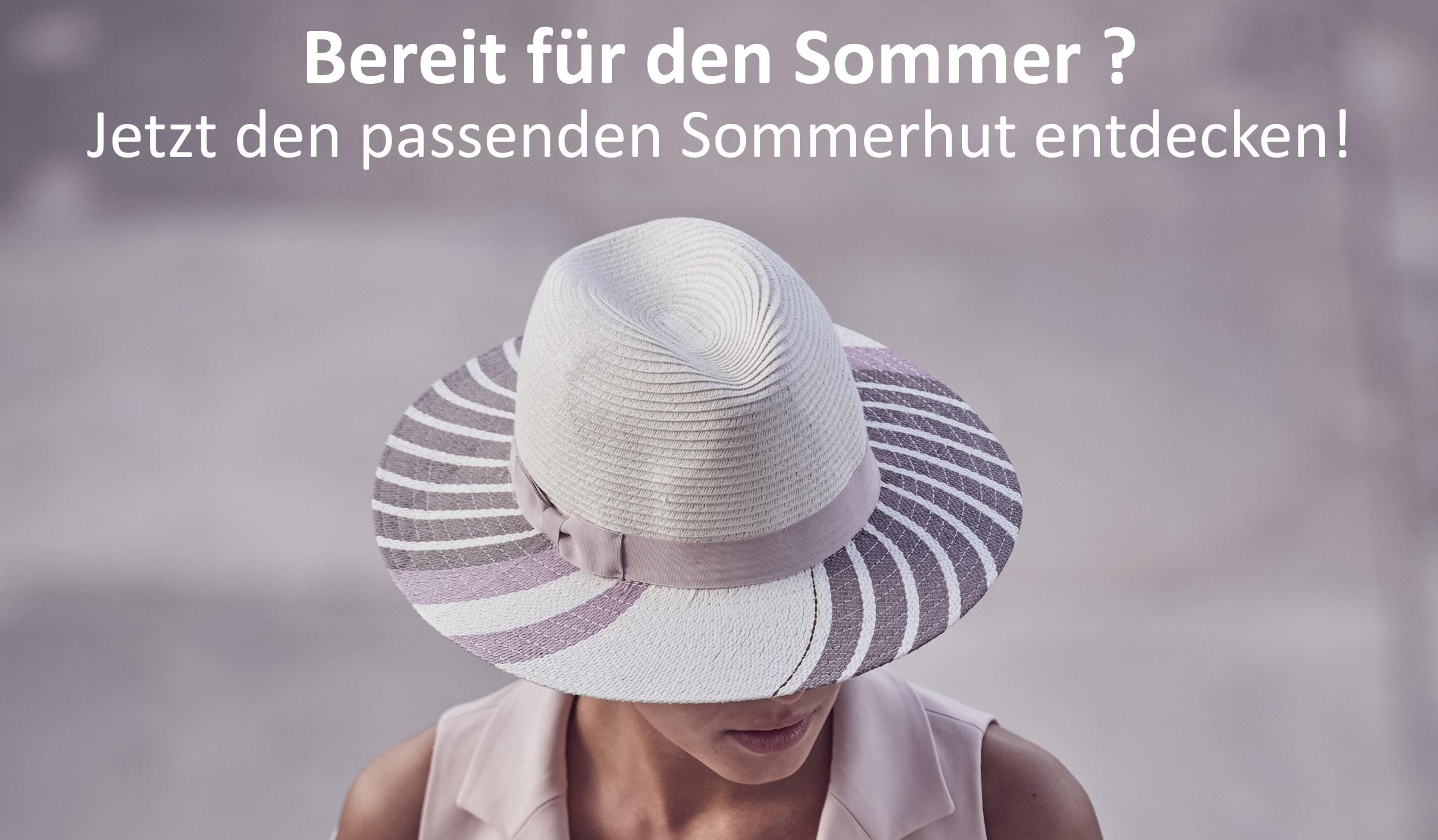 7fedccc483b0a0 Hüte, Mützen und Caps online kaufen | HUTX.de Online Shop