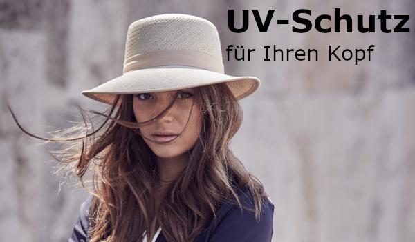 Hüte mit UV-Schutz